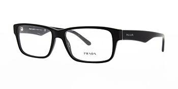 Prada Glasses PR16MV 1BO1O1 57