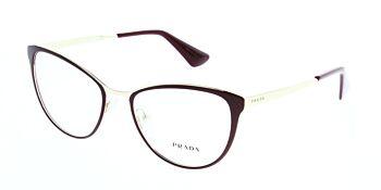Prada Glasses PR 55TV UF61O1 52