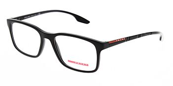 Prada Sport Glasses PS01LV 1BO1O1 54