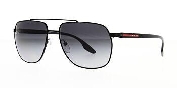 Prada Sport Sunglasses PS55VS 1BO5W1 Polarised 59