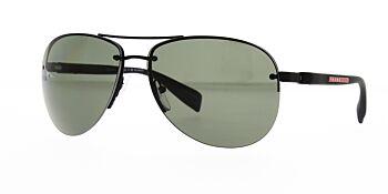 Prada Sport Sunglasses PS56MS DG05X1 Polarised 62
