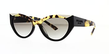 Prada Sunglasses PR03WS 01M0A7 55