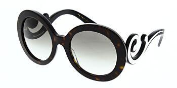 Prada Sunglasses PR 08TS 2AU0A7 55
