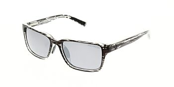 Converse Sunglasses R006 Grey Stripe Mirror Polarised 57