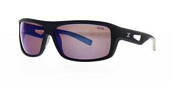 Zeal Sunglasses Range Navy Blue/Horizon Blue Polarised 63