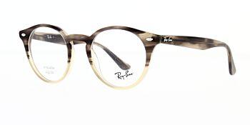 Ray Ban Glasses RX2180V 8107 47