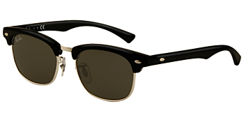 Ray Ban Junior Clubmaster Sunglasses RJ9050S 100 71 45