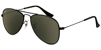 Ray Ban Junior Aviator Sunglasses RJ9506S 201 71 50