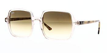 Ray Ban Sunglasses Square II RB1973 128151 53