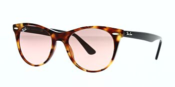 Ray Ban Sunglasses Wayfarer II RB2185 1249AA 52