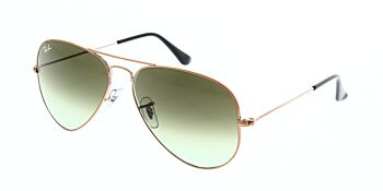 Ray Ban Sunglasses Aviator Large Metal RB3025 9002A6 58