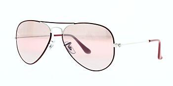 Ray Ban Sunglasses Aviator Large Metal RB3025 9155AI 55