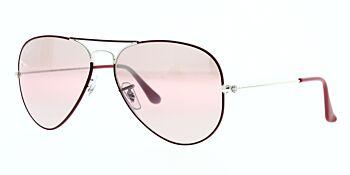 Ray Ban Sunglasses Aviator Large Metal RB3025 9155AI 58