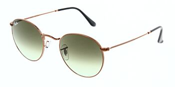 Ray Ban Sunglasses Round Metal RB3447 9002A6 50