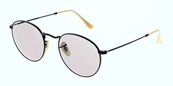Ray Ban Sunglasses Round Metal RB3447 9066Z0 50