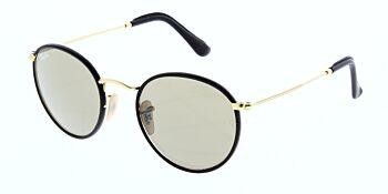 Ray Ban Sunglasses Round Craft RB3475Q 112 53 50
