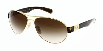 Ray Ban Sunglasses RB3509 001 13 63