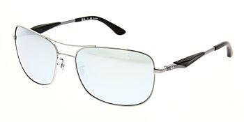Ray Ban Sunglasses RB3515 004 Y4 Polarised 61