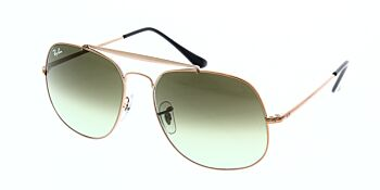 Ray Ban Sunglasses The General RB3561 9002A6 57