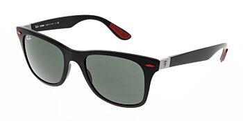 Ray Ban Sunglasses RB4195M Scuderia Ferrari F60271 52
