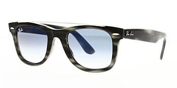 Ray Ban Sunglasses Wayfarer Double Bridge RB4540 64123F 50