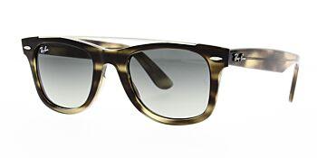 Ray Ban Sunglasses Wayfarer Double Bridge RB4540 641471 50