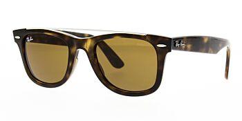 Ray Ban Sunglasses Wayfarer Double Bridge RB4540 710 33 50