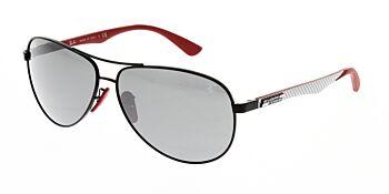 Ray Ban Sunglasses RB8313M Scuderia Ferrari F0096G 61