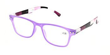 Reading Glasses Model R15 Purple +1.00