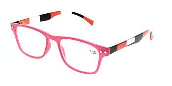 Reading Glasses Model R15 Red +1.50