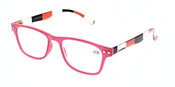 Reading Glasses Model R15 Red +3.00