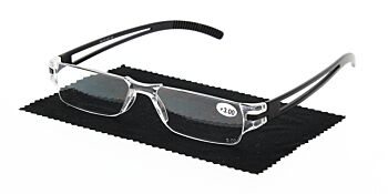 Reading Glasses Model R5 Black +3.00
