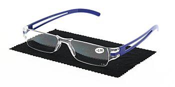 Reading Glasses Model R5 Blue +2.50