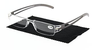 Reading Glasses Model R5 Grey +3.00