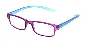 Reading Glasses Model R9 Purple +1.50