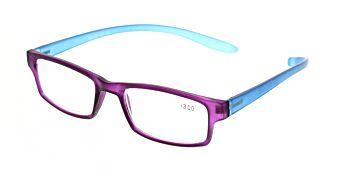 Reading Glasses Model R9 Purple +3.00