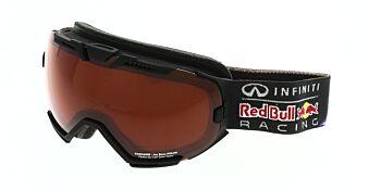 Red Bull Racing Eyewear Goggles RBRE Rascasse 003S Black/Ice Race