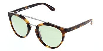 Revo Sunglasses Buzz Honey Matte Tortoise Green RBV 1006 02 BGR