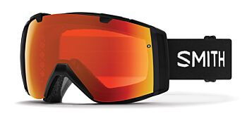 Smith Optics Goggles I/O Black/ChromaPop Sun Red Mirror & ChromaPop Storm Rose Flash