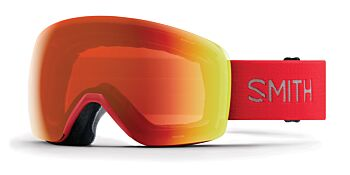 Smith Optics Goggles Skyline Rise/ChromaPop Sun Red Mirror