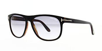 Tom Ford Olivier Sunglasses TF236 05B 58