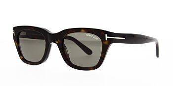 Tom Ford Snowdon Sunglasses TF237 52N 50