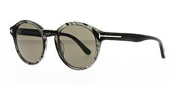 Tom Ford Lucho Sunglasses TF400 20B 49