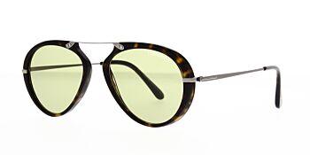 Tom Ford Aaron Sunglasses TF473 52N 53
