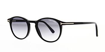 Tom Ford Andrea-02 Sunglasses TF539 01B 48