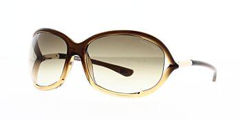 Tom Ford Jennifer Sunglasses TF8 50F 61