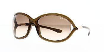 Tom Ford Jennifer Sunglasses TF8 692 61
