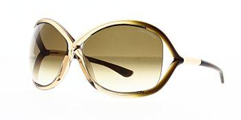 Tom Ford Whitney Sunglasses TF9 74F 64