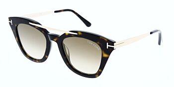 Tom Ford Anna-02 Sunglasses TF575 52G 49