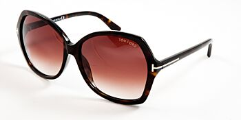 Tom Ford Carola Sunglasses TF328 52F